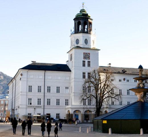 Festspielhäuser, die nie gebaut wurden; ein Besuch im Salzburg Museum