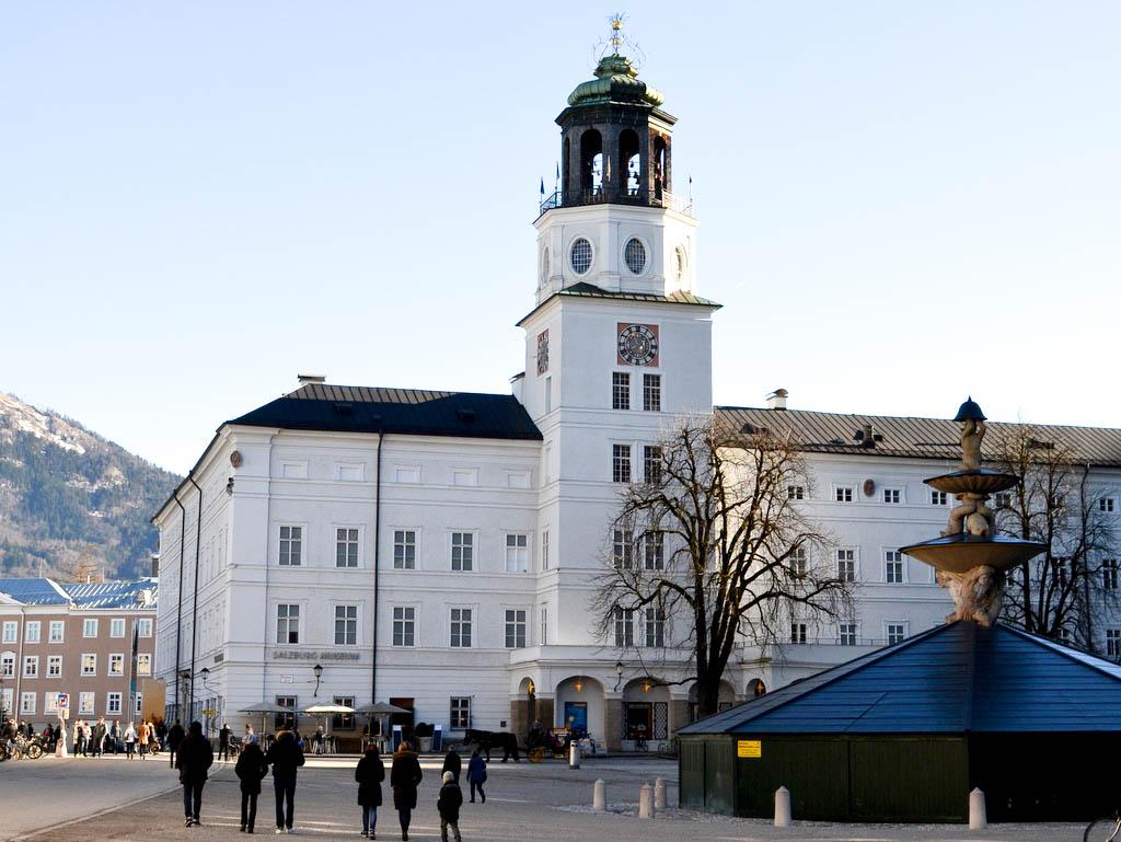 Salzburg Museum am Residenzplatz Salzburg