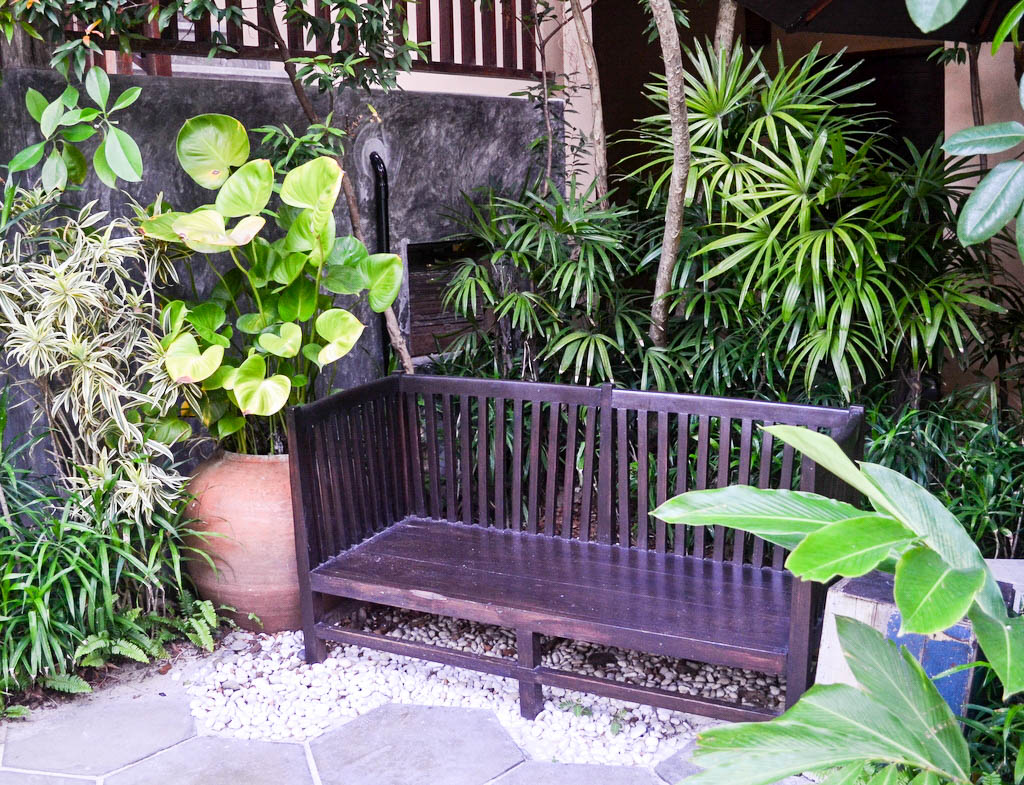 Gartenbank Buri Rasa