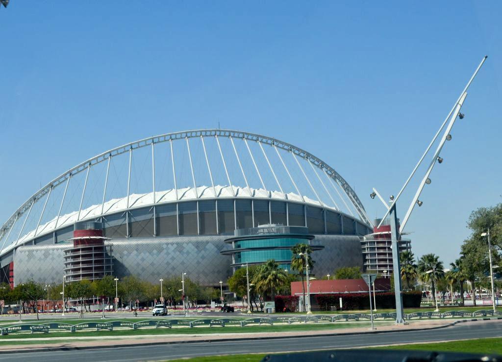 Fussballstadion Khalifa International Stadium