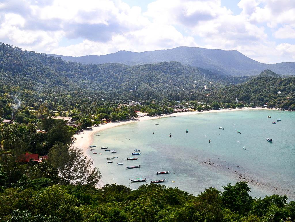 Bucht in Thailand