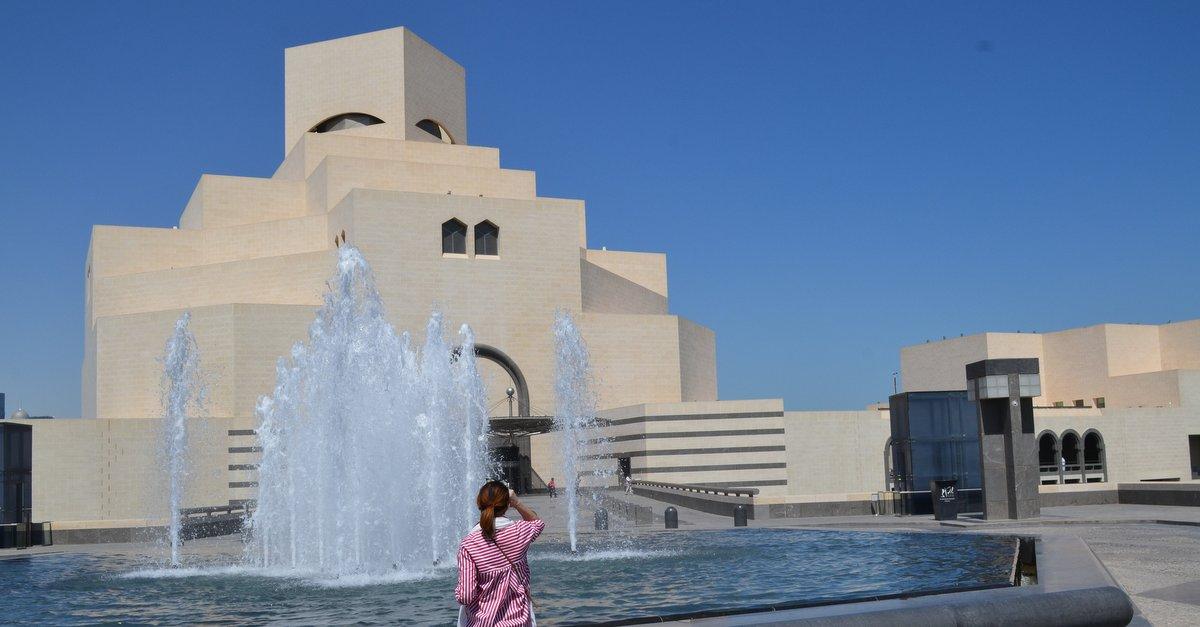 Schauen und staunen, Museum of Islamic Art in Doha