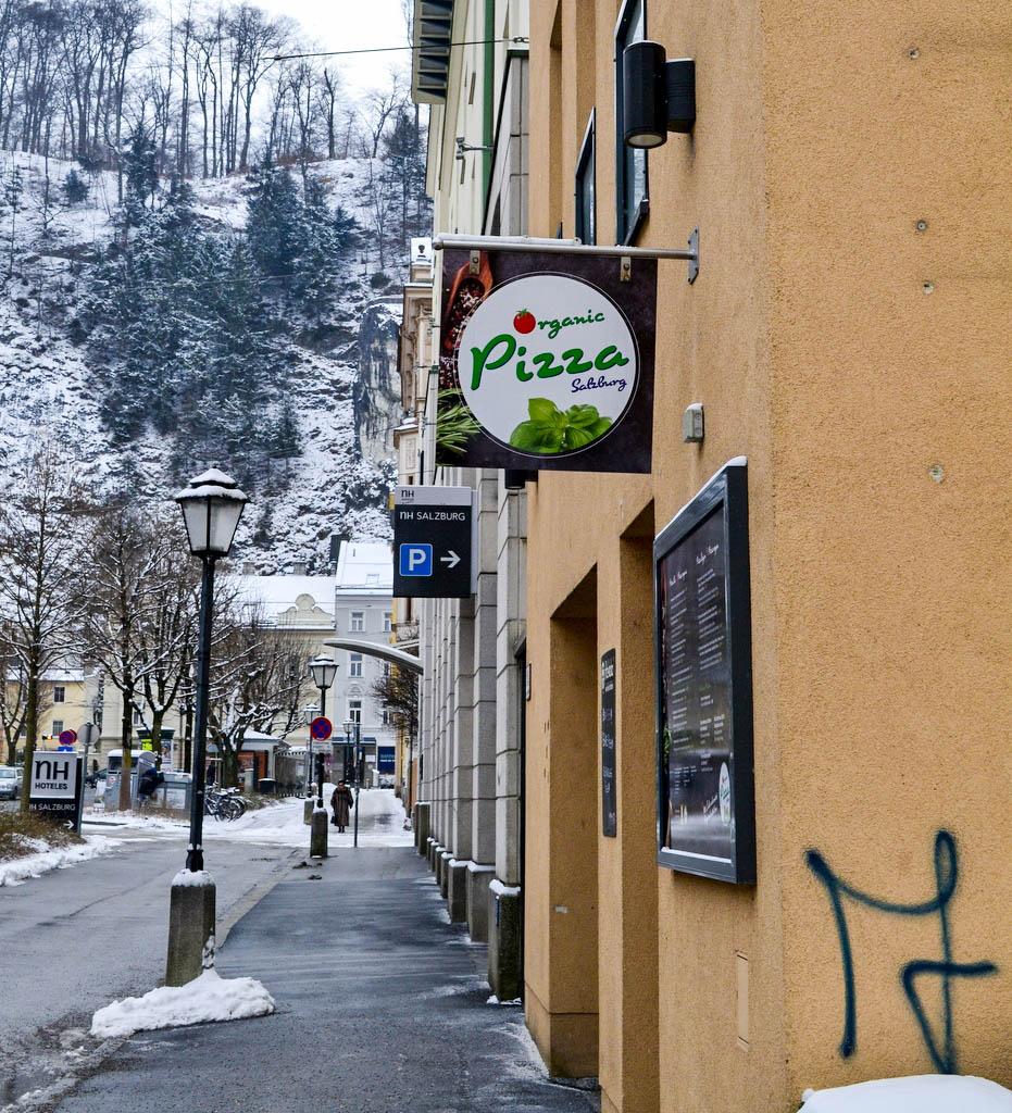Bio Pizzeria Salzburg