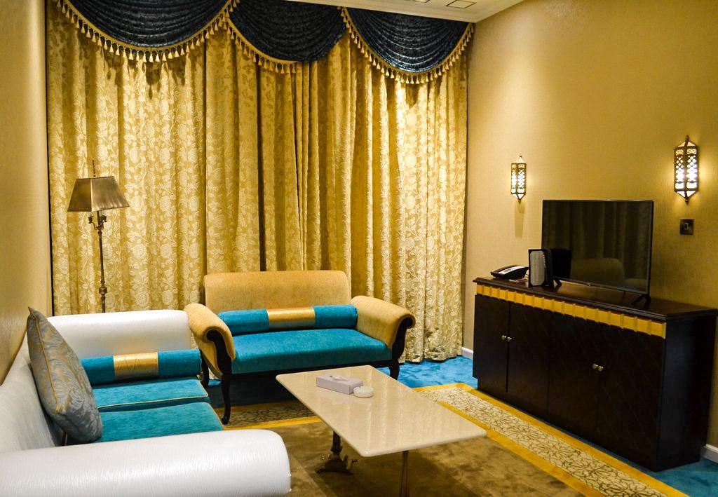 Wohnbereich Saraya Corniche hHotel in Doha