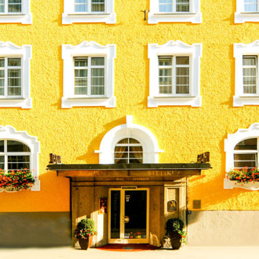 Fein nächtigen in Salzburg, Hotel Markus Sittikus