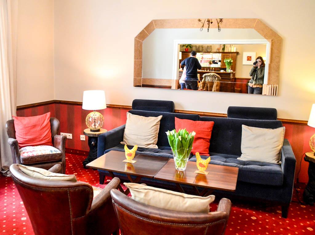 Lounge Hotel Markus Sittikus