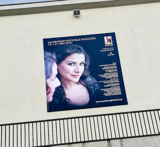 Salzburger Festspiele zu Pfingsten; Orchesterkonzert unter Daniel Barenboim