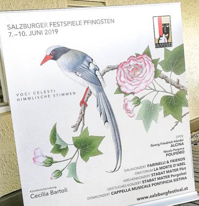 Salzburger Festspiele 2019 zu Pfingsten