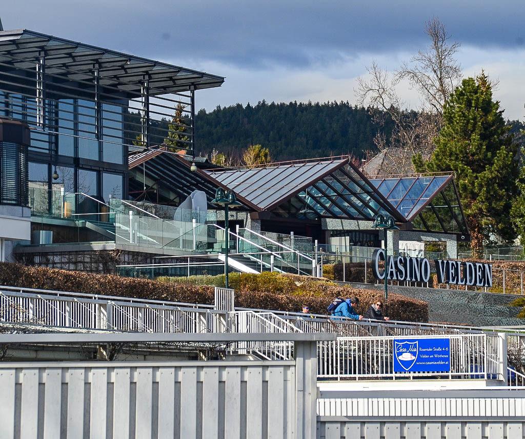 Casino in Velden