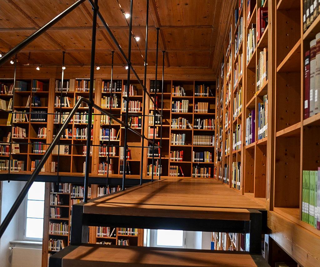 Bibliothek im Kapuzinerkloster