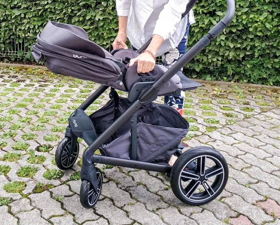 Kinderwagen Zusammenbau Nuna Mixx