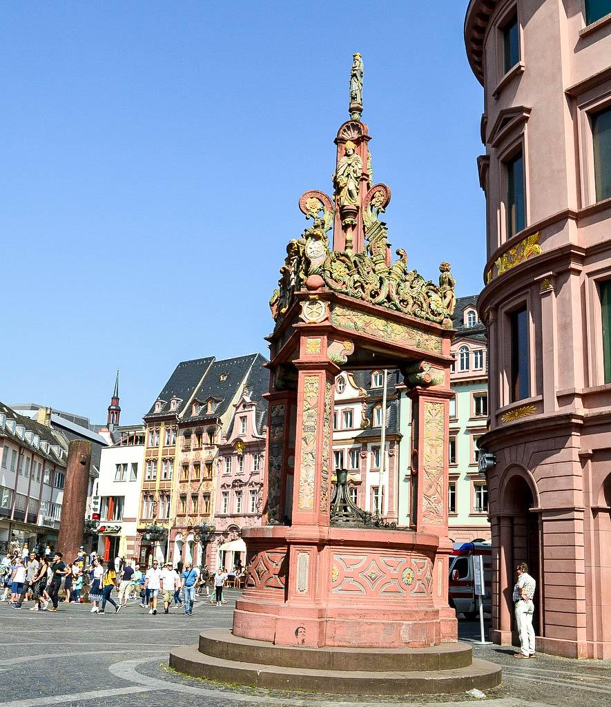Marktbrunnen Mainz