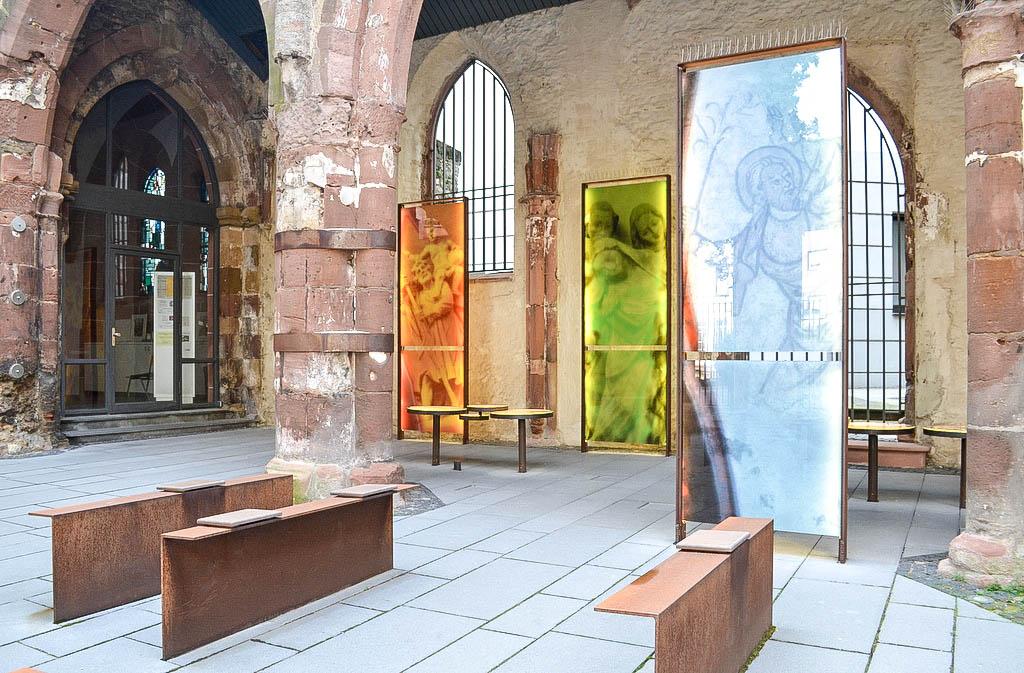 Taufkirche Gutenberg in Mainz