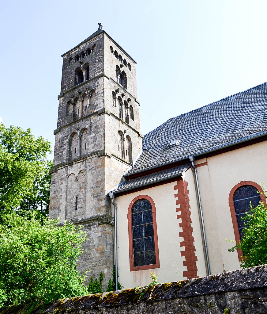 mittelalterlicher Turm
