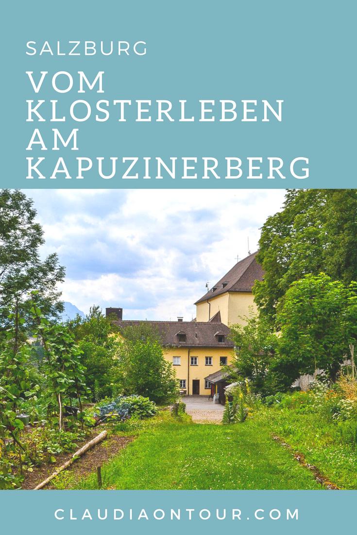 Vom Klosterleben am Salzburger Kapuzinerberg. #salzburg #kloster #österreich #reise