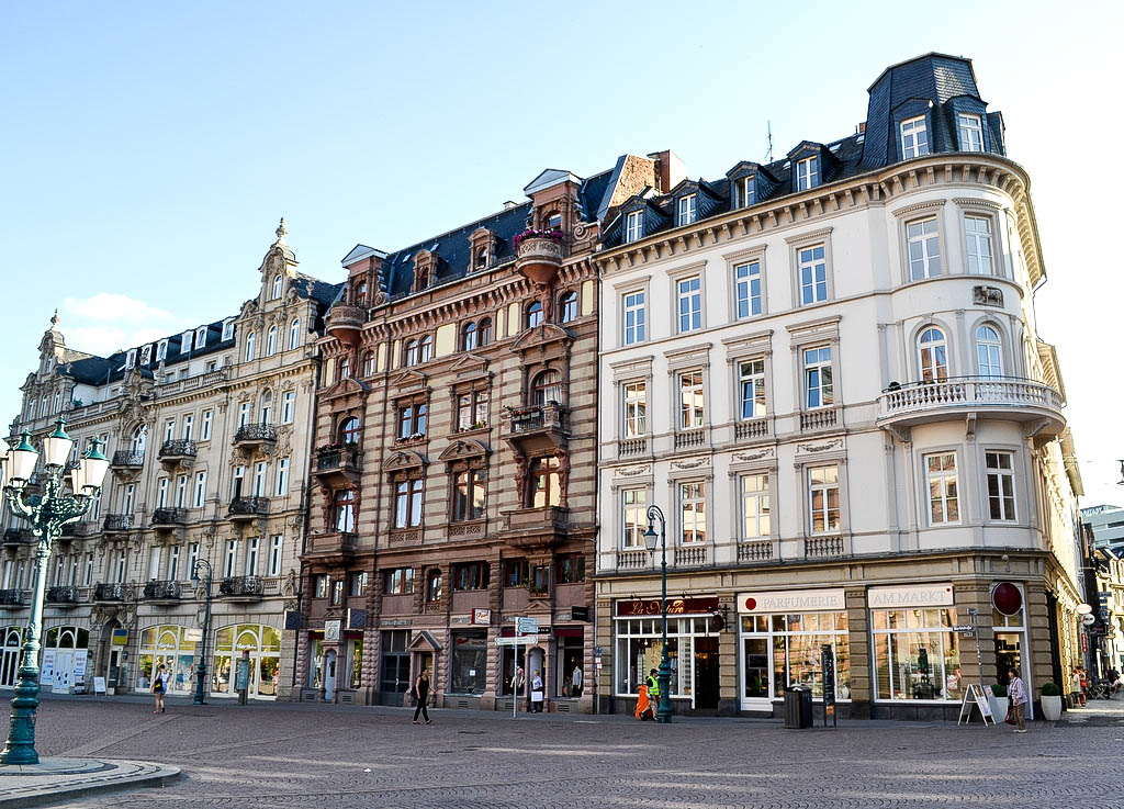 Innenstadt Wiesbaden