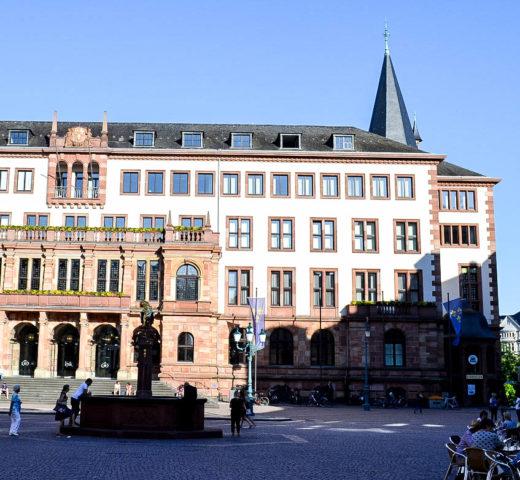 Wiesbaden und ein Kurzausflug in den Rheingau