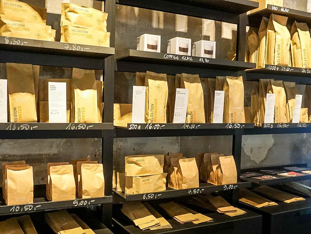 Kaffeesorten 220 Grad