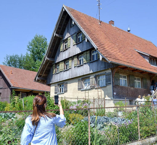 Barock in Oberschwaben; vom Kirchenkonzert in das Bauernhausmuseum
