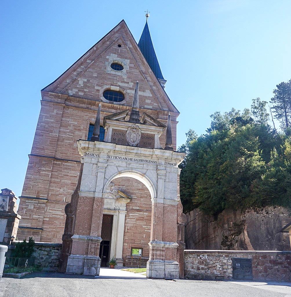Kirche am Dürnberg
