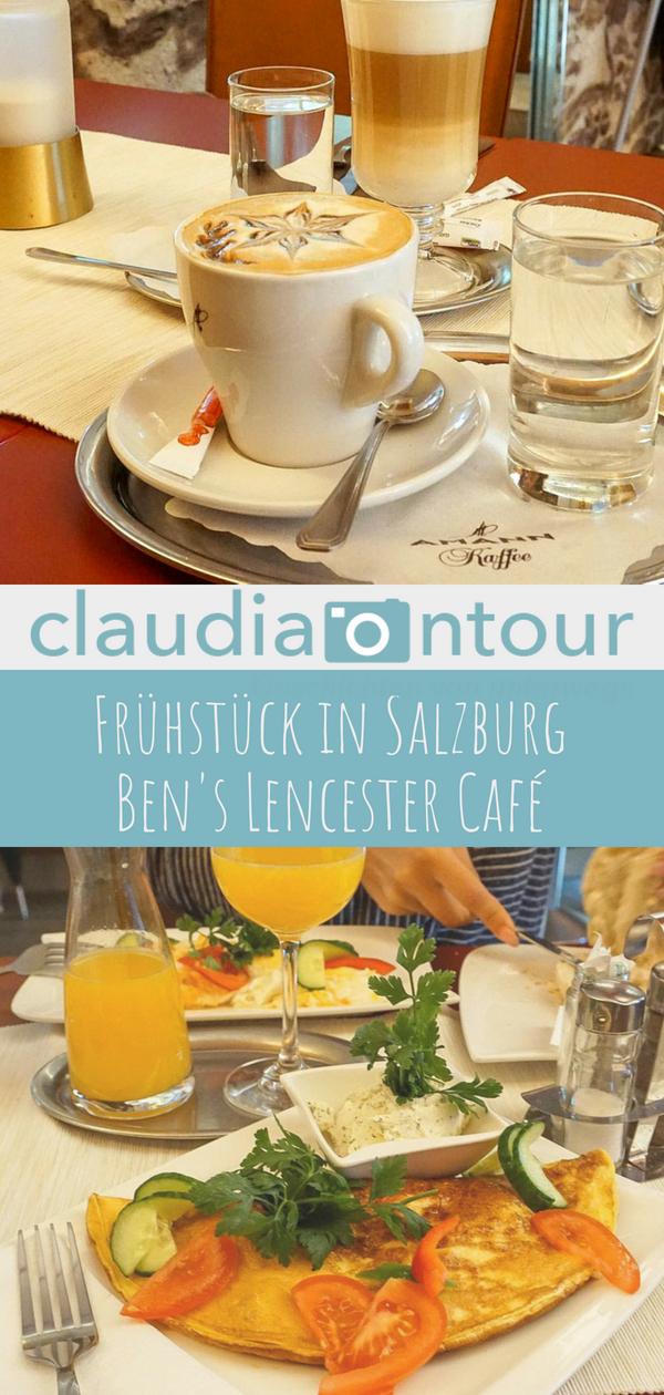 Ben's Lencester Café in Salzburg
