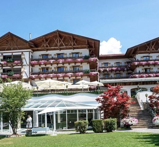 Kurzurlaub im Salzburger Pongau. Familienhotel Oberforsthof im Alpendorf