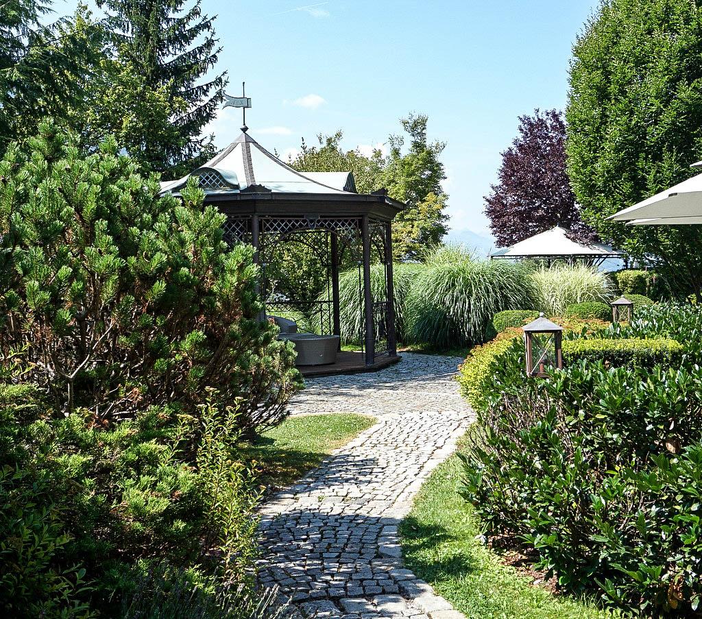 Garten im Oberforsthof