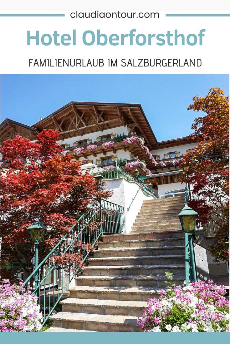 Hotel Oberforsthof in St.Johann Alpendorf
