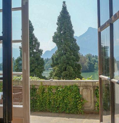 Schloss Leopoldskron; die größte Inszenierung von Max Reinhardt