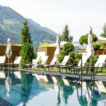 Letzte Sommertage im Pongau; der Sonnhof Alpendorf