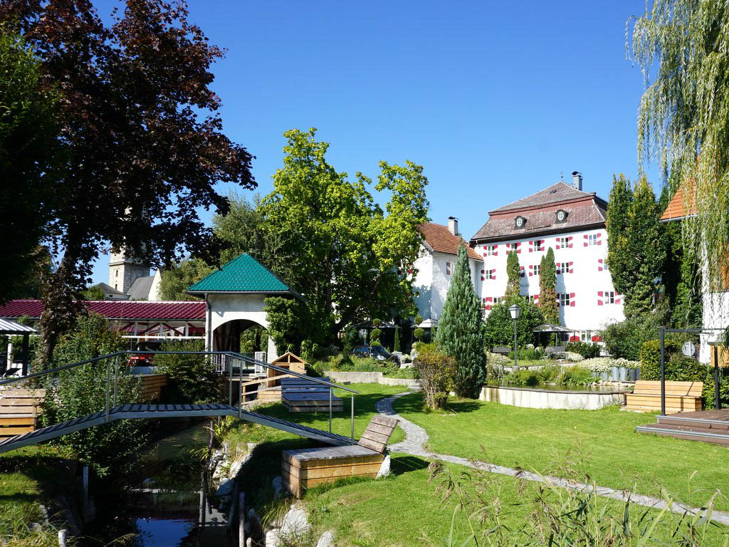 Iglhauser in Mattsee