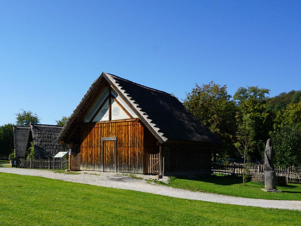 Keltendorf am Mattsee