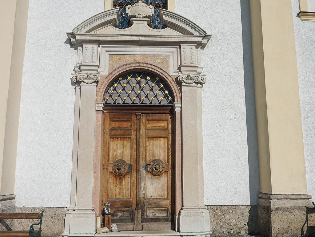 Eingangstor Maria Bühel