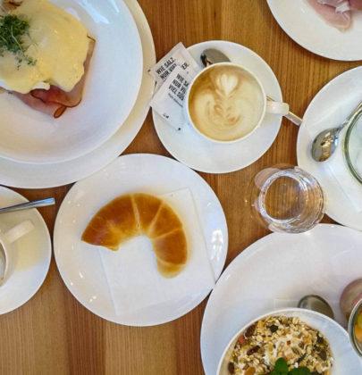 Frühstück in Wien; Joseph Brot in der Führichgasse