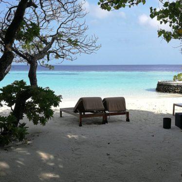 Bilder aus dem Paradies, Auszeit auf den Malediven und der Umgang mit Neid