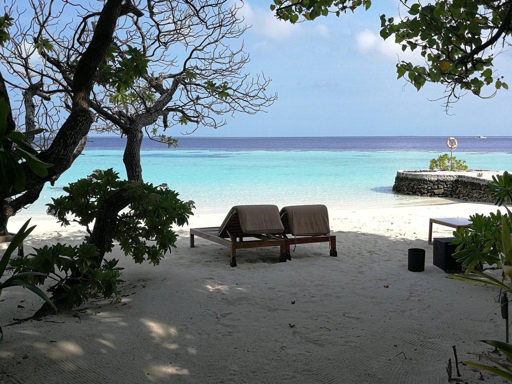 Auszeit auf den Malediven und der Umgang mit Neid