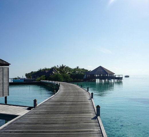 Lily Beach, Inselurlaub auf den Malediven
