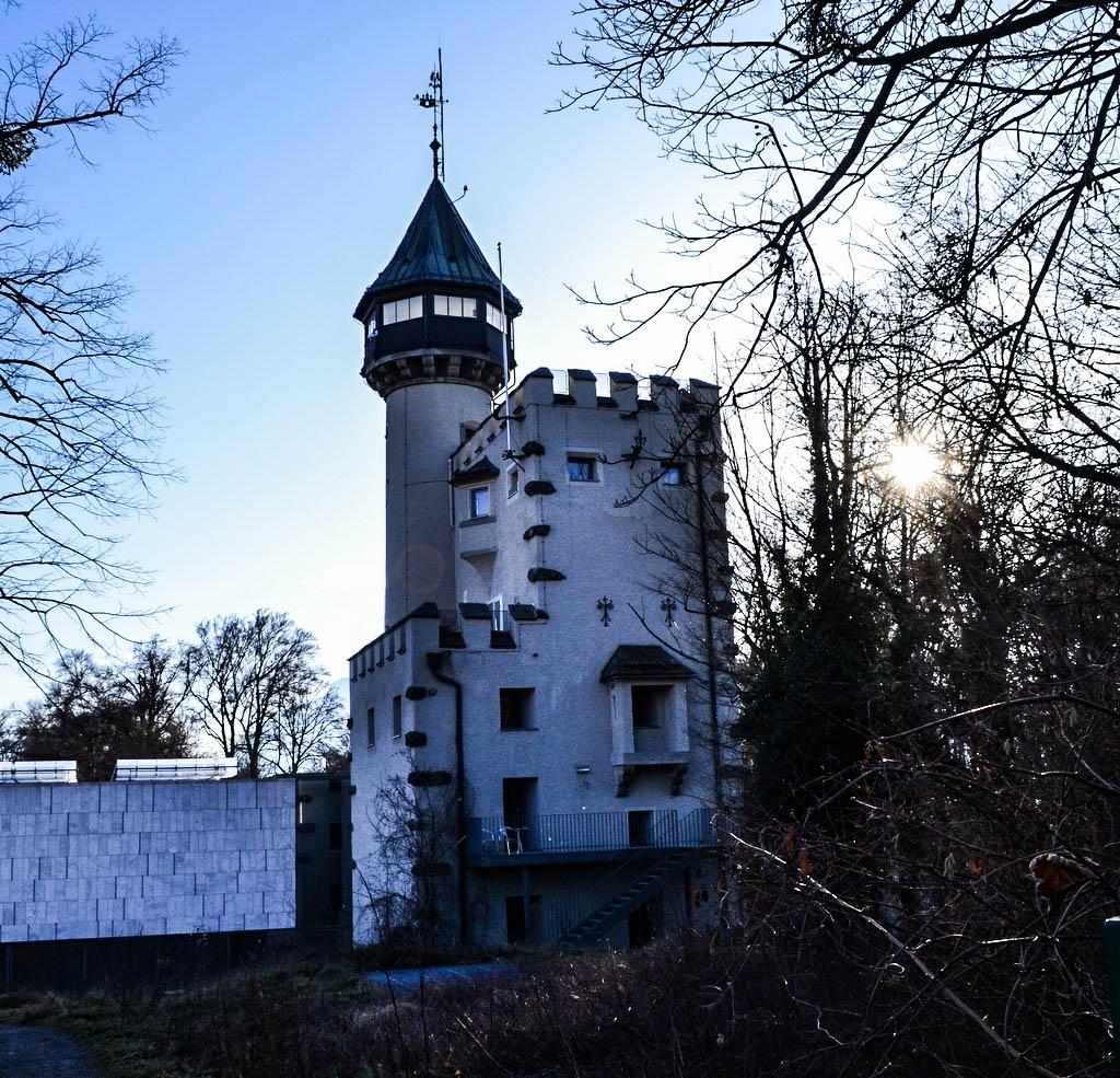 Redlich Turm am Mönchsberg