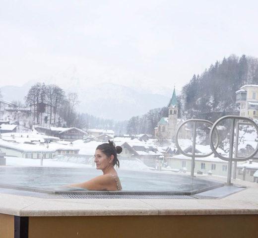 Day Spa im Hotel Edelweiss  Berchtesgaden, gelungene Auszeit für einen Tag