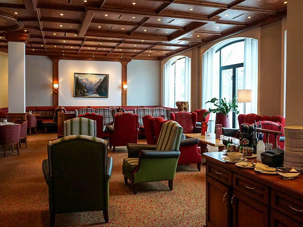 Lobby Hotel Edelweiss Berchtesgaden