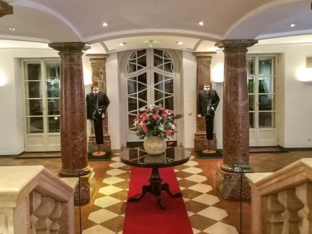 Eingangshalle Gwandhaus