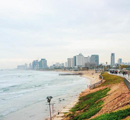 Warum ich in Tel Aviv war und mich die Stadt nicht erreicht hat