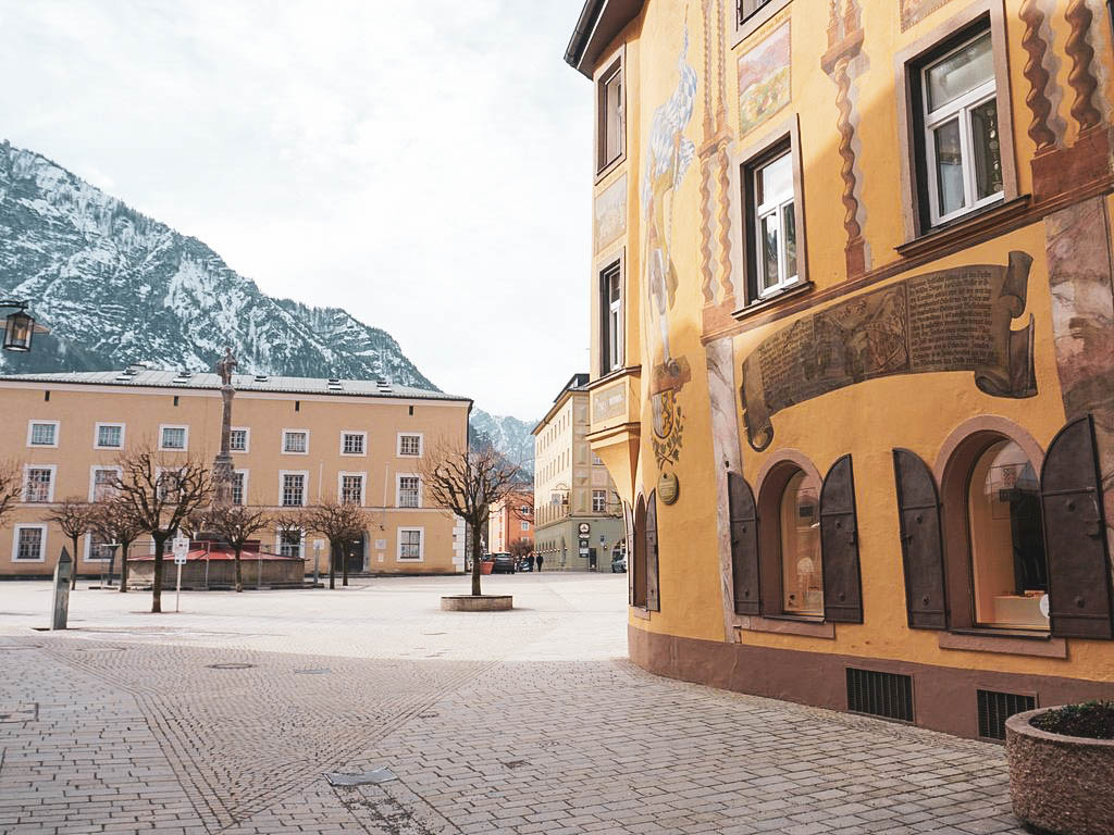 Altstadt Bad Reichenhall