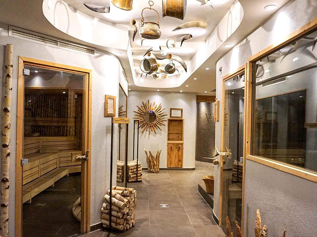 Sauna Bereich Rehlegg