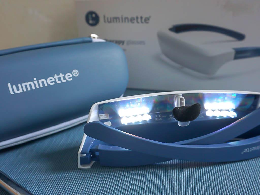 Lichttherapiebrille Luminette