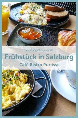 Frühstück im Pur:isst, Salzburg