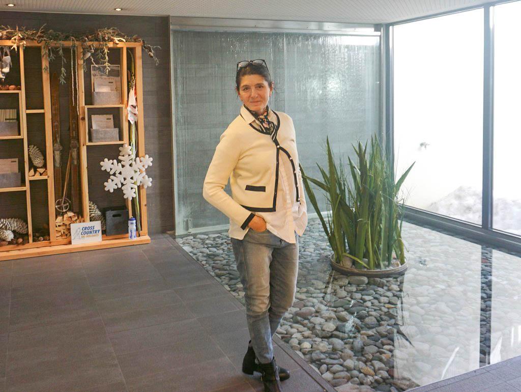 Claudia Braunstein im Ritzenhof