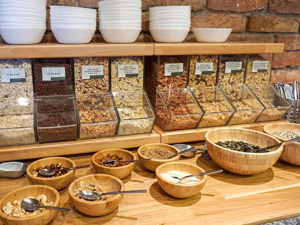 Cerealien im Ritzenhof