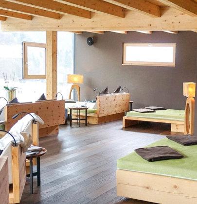 Day Spa im schönen Pinzgau; lebe frei Hotel Der Löwe