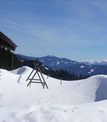 Letzte Wintertage am Hochkönig, Auszeit im Urslauerhof